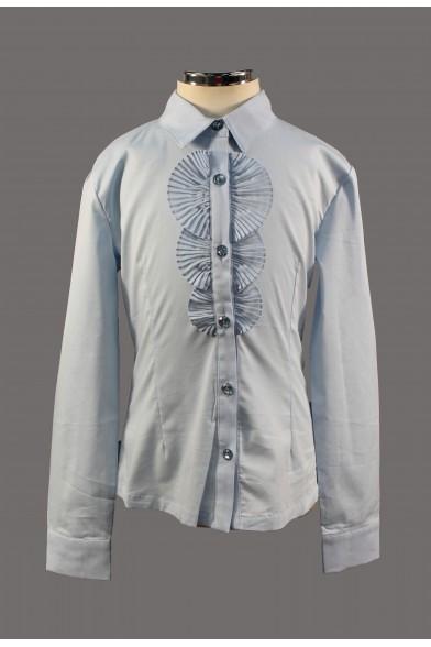 Приталенная блузка 10645 Vitacci