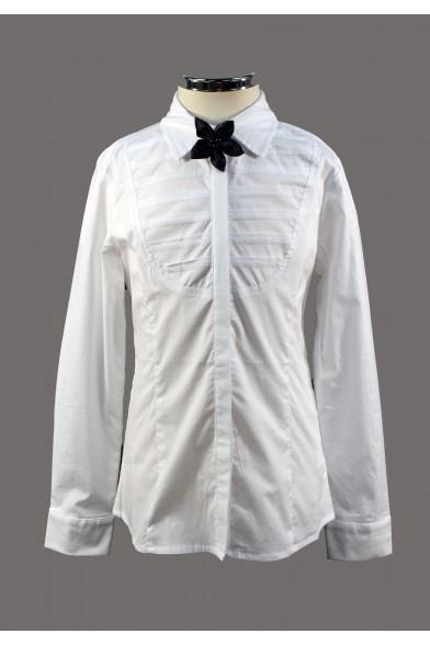 Рубашка в деловом стиле 8410133 Vitacci