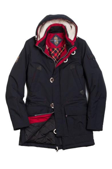 Куртка Чарли - 1 Royal Spirit - Bremer