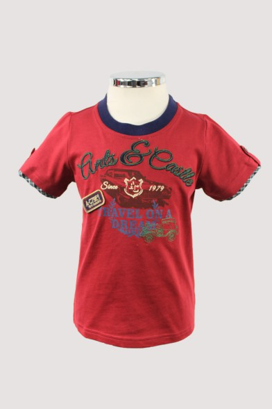 Стильная футболка Vitacci