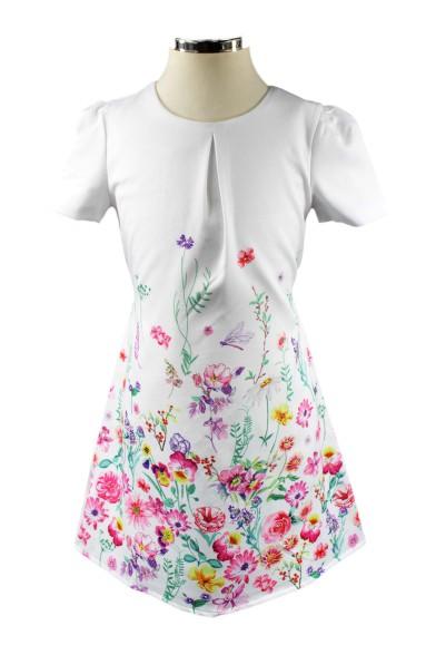 """Платье """"весеннее настроение"""" Deloras"""