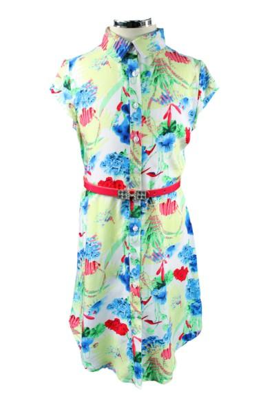 Платье-халат Deloras 28895F