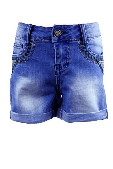 Джинсовые шорты Vitacci 2162137-10