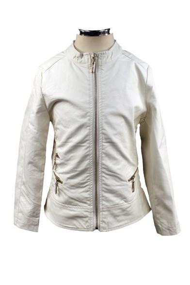 Модная приталенная куртка - 1 Olimpia