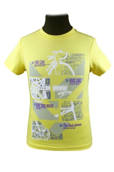 Яркая футболка Deloras 51516