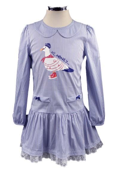 Стильное платье Deloras 17069