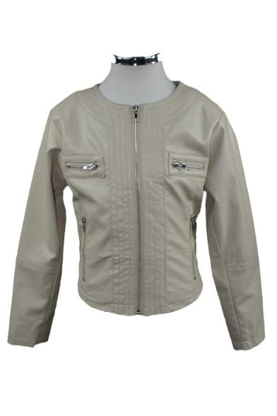 Куртка из экокожи Vitacci 2162142-09