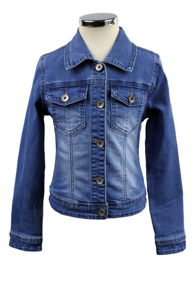 Классическая джинсовка Vitacci 2162140-10