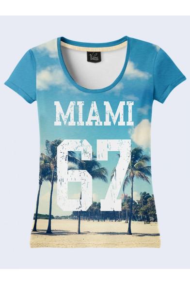 Футболка Miami 67 Vilno 2182