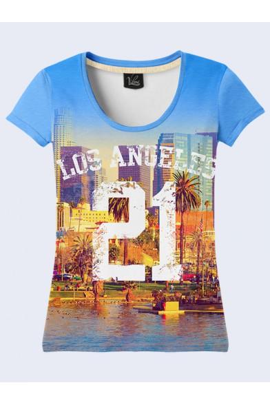 Футболка Los Angeles 21 Vilno 2181