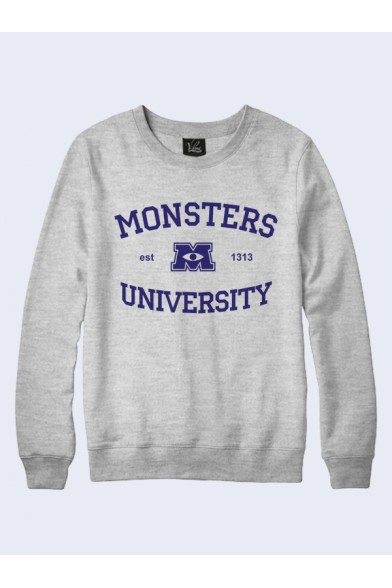 Свитшот Monsters University Vilno 9432