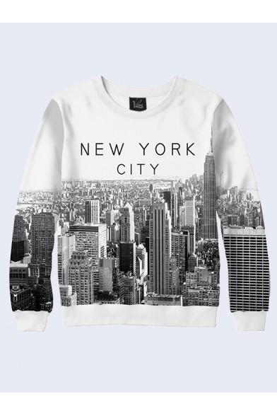 Свитшот New York City Vilno 9529