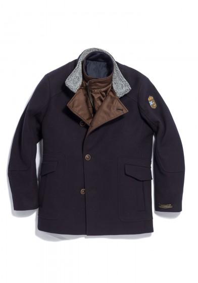 Пальто Бизон - 1 Royal Spirit - Bremer ПМ-700-594