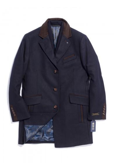 Пальто Малахит Royal Spirit - Bremer ПМ-686-594