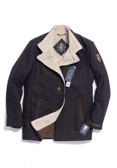 Пальто Позитив Royal Spirit - Bremer ПМ-695-596