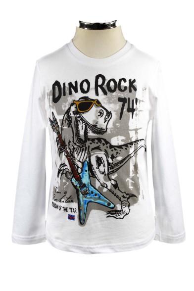 """Лонгслив """"Dino Rock"""" Kodeks"""