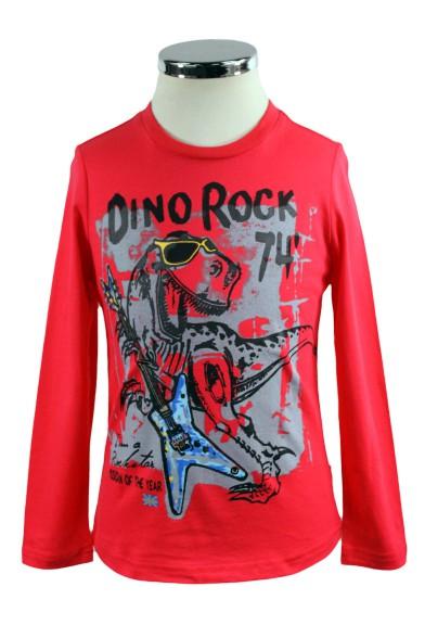 """Лонгслив """"Dino Rock"""" - 4 Kodeks 16-5143"""