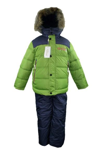 Комплект (куртка + полукомбинезон + жилет) Vitacci 1161162