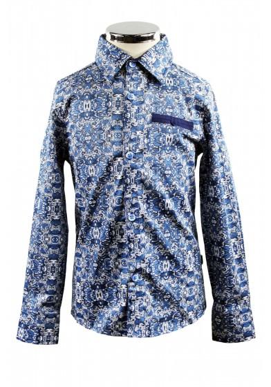 Нарядная рубашка Kodeks 167-16234