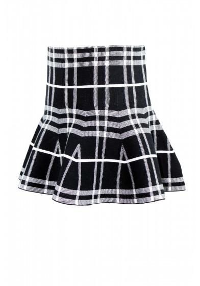 Клетчатая мини-юбка Olimpia