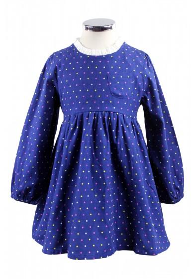 Платье в горошек NCXT 3-083
