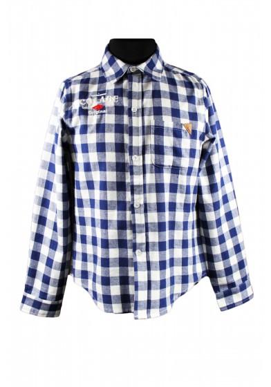 Хлопковая рубашка Colabear 110484