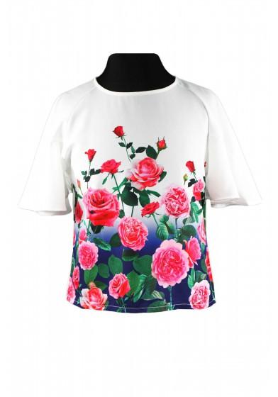 Нарядная футболка Colabear 29207