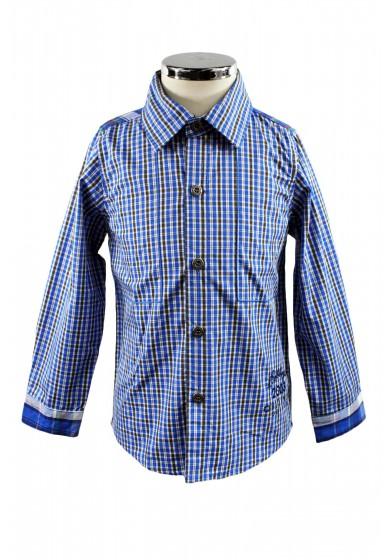 Рубашка в мелкую клетку Bobogi 38907