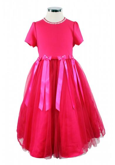 Платье с пышной юбкой Deloras 17374